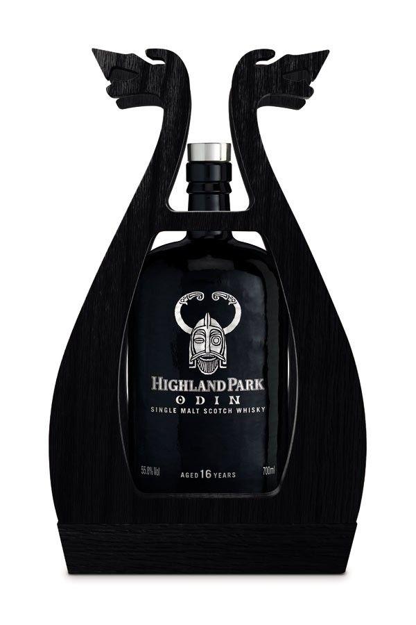 Voici la quatrième et dernière édition de la collection Valhalla de la distillerie Highland Park, la très attendue Odin !