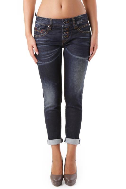 Jeans Donna Bray Steve Alan (VI-J2937) colore Blu Scuro