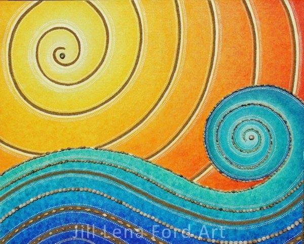 artistDOODLE | Jill Lena Ford Art