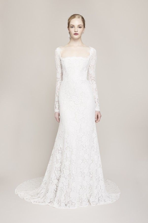 29dba12848 Lela Rose The Rosewood makes this list of wedding dress designers for 2019.  These wedding gown makers will have you wishing to get married again.