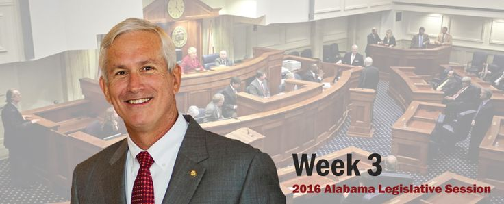 Week 3 Legislative Sessions 2016 With Paul Bussman Paul Bussman, the Alabama State District 4 Senator (serving Cullman, Lawrence, Marion and Winston counties) keeps citizens up-to-date throughout the 2016 Alabama Legislative session and beyond here on the pages of Cullman Today.  Here is an overview and play-by-play commentary from Senator Bussman on WEEK 3 of the 2016 Alabama Legislative Sessions.
