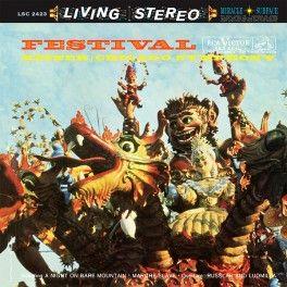 Fritz+Reiner+Festival+Chicago+Symphony+LP+Vinil+200+Gramas+Analogue+Productions+Sterling+QRP+2015+USA+-+Vinyl+Gourmet