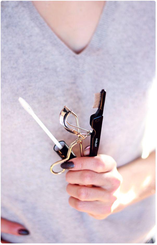 Alina Rose Makeup Blog: 10 sposobów na lepsze tuszowanie rzęs, dodawanie objętości, wydłużanie i podkręcanie których możecie nie znać.