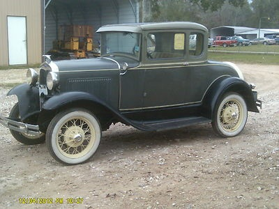 Ford : Model A 2 DOOR 1930 FORD MODEL A - http://www.legendaryfinds.com/ford-model-a-2-door-1930-ford-model-a-4/