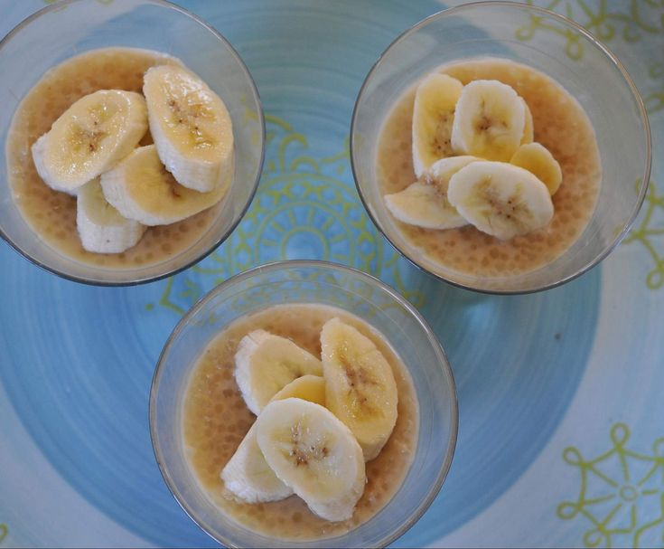 Sago and Banana Breakfast by foodieforever on www.recipecommunity.com.au