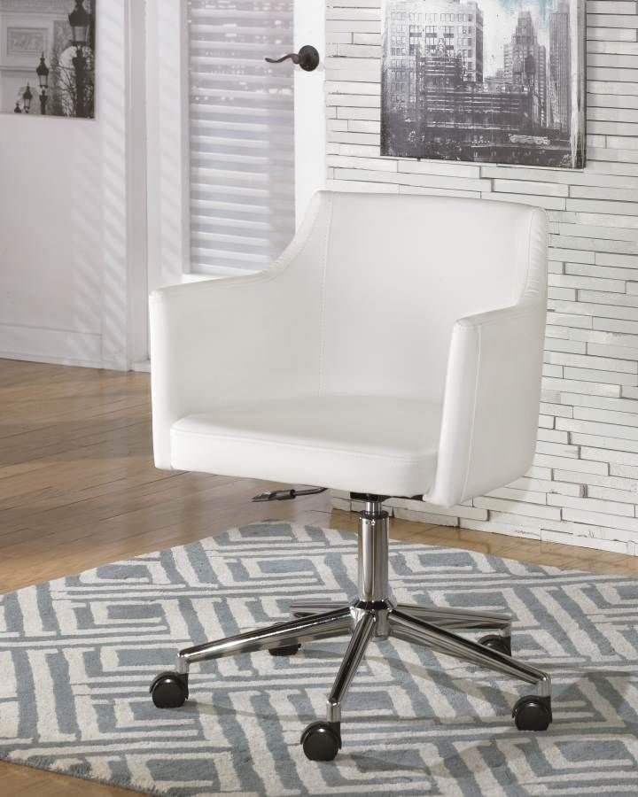 Baraga   Home Office Swivel Desk Chair By Signature Design By Ashley. Get  Your Baraga   Home Office Swivel Desk Chair At Price Busters Furniture, ...