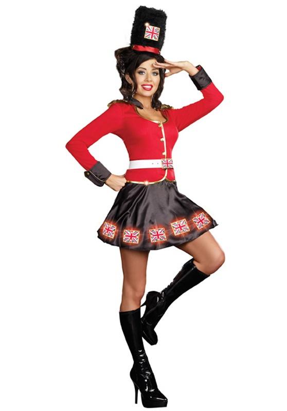 Delightfully British Costume www.shelbymason.com #bootightlove #sexyspooky #halloween