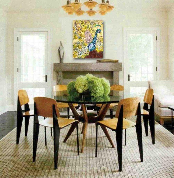 Simple Dining Room Table Centerpiece Ideas