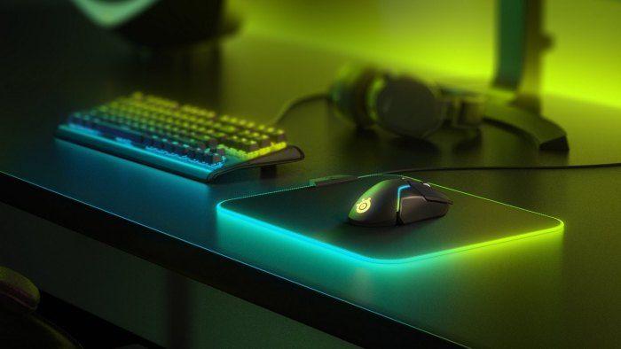 Qck Prism Gaming Mouse Pad By Steelseries Steelseries Prism