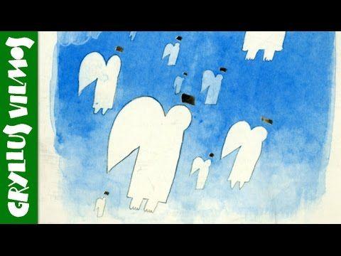 Gryllus Vilmos: Karácsonyi angyalok (karácsonyi gyerekdal) - YouTube