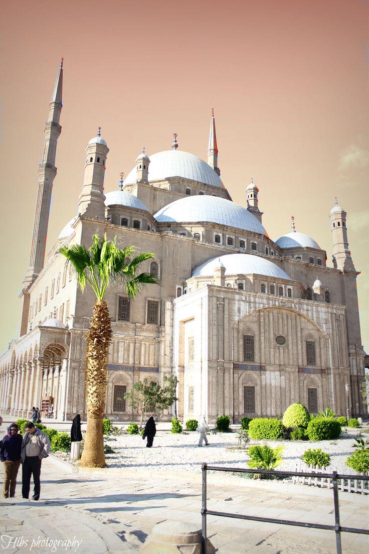 Citadel of Salah al-Din, Cairo, Egypt