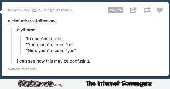 Aussie humor – Australia at its very best | PMSLweb