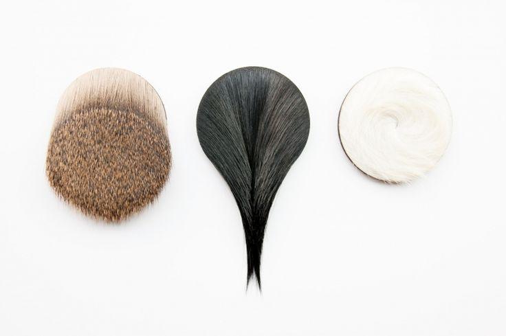 Lore Langendries - Hunacturing Series - Hert, Springbok & Koe - Broches