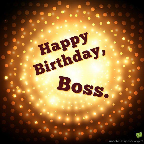 best 25  happy birthday boss ideas on pinterest
