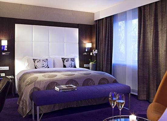 Sofitel Brussels Le Louise, is het luxueuze hotel dat zich bevindt om de hoek van de Louizalaan. In dit hotel zullen jou ogen zeker en vast open vallen, dat kan niet anders met zijn elegante kamers en de mengeling van de historische schoonheid van Brussel en de Franse kunst van het leven !
