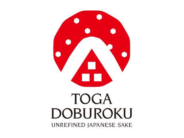 利賀どぶろく - ロゴマーク デザイン - Osanai design studio