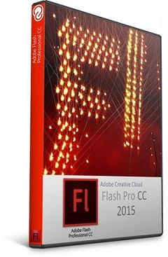 Adobe Flash Professional CC 2015 v15.0.1 Türkçe