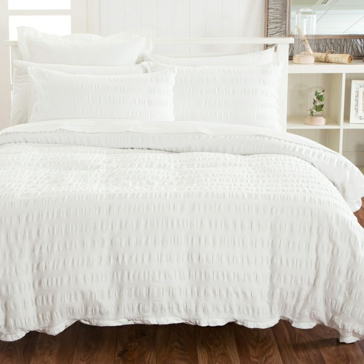 Provincial White | Quilt Covers and Accessories | Bedroom | Categories