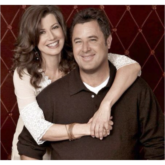 Vince Gill/ Amy Grant Love These Two Individuals. So Happy