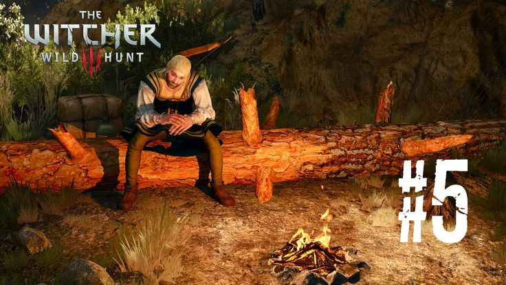 The Witcher 3: Wild Hunt - Playthrough Part 5: Precious Cargo
