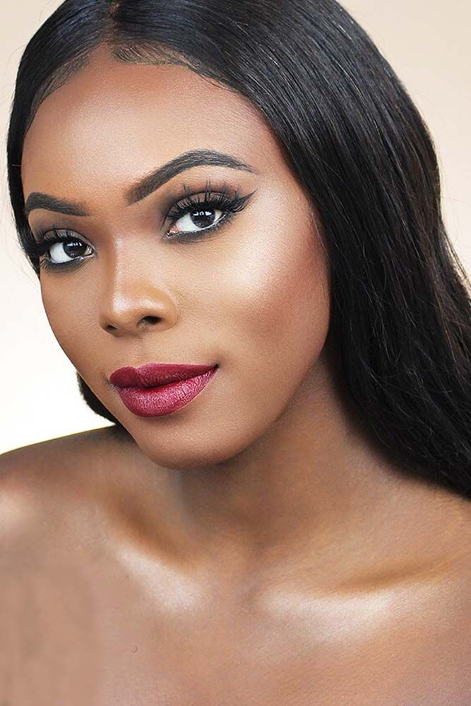 Make Up For Darker Skin Tones Can Be Extremely Versatile And Fun If You Know How