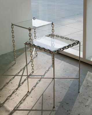 Rickman Series End Tables: http://mothdesign.com/tablerick.htm#