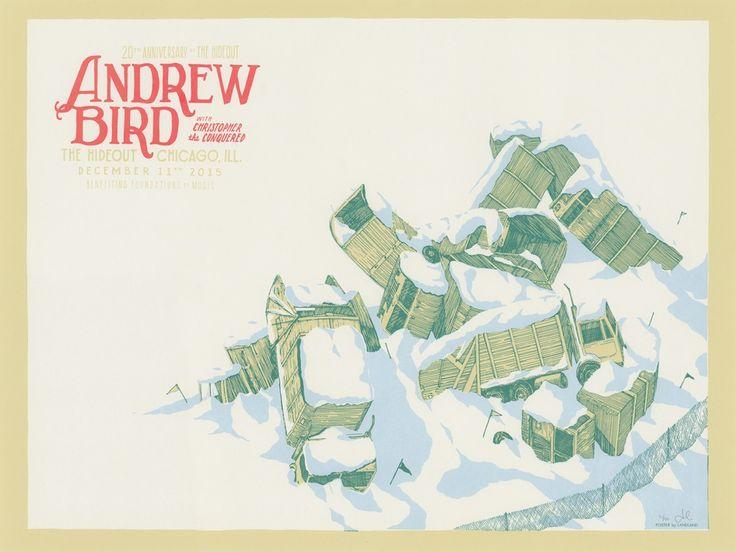 Landland – Andrew Bird (Hideout, Chicago, Ill.)