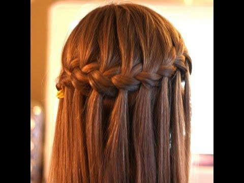 Hair Bow With Fishtail Braid Tutorial * Mono con Trenza de Espiga/Cola de Pescado - YouTube