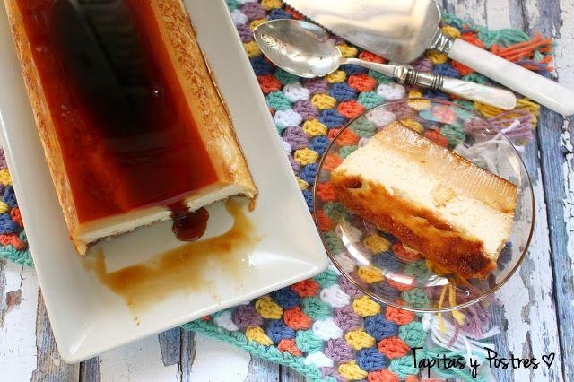 Tapitas y Postres: Cheesecake con tocino de cielo