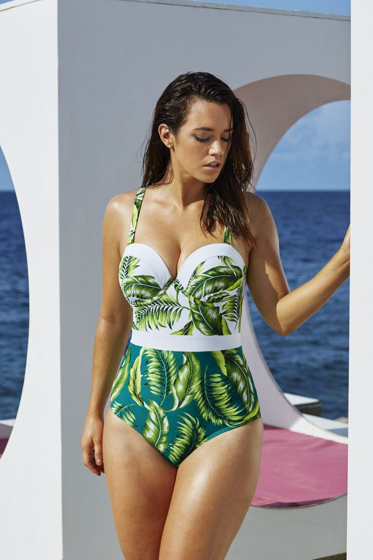 First Look: The GabiFresh for Swim Sexy 2015 Collection at Swimsuits For All