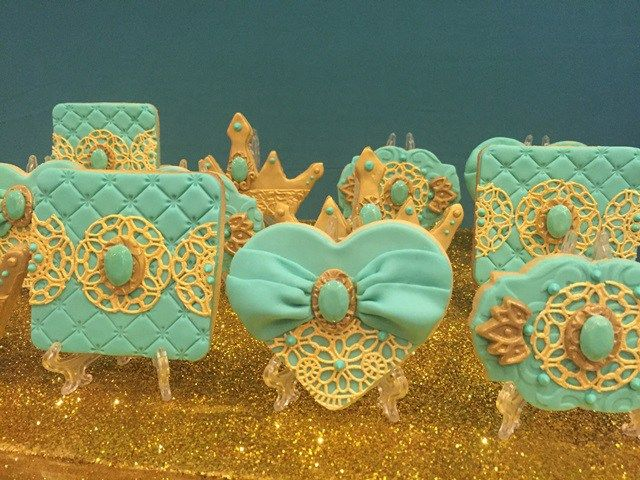 Genies Princess Jasmine Of Disney Aladdin Themed Party Desserts