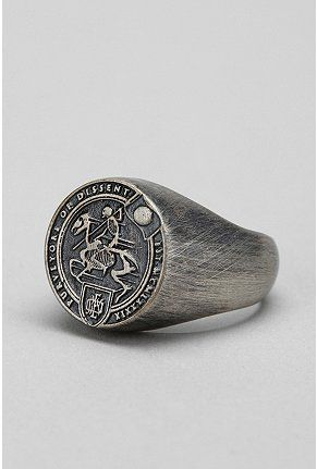 OBEY Horseman Ring