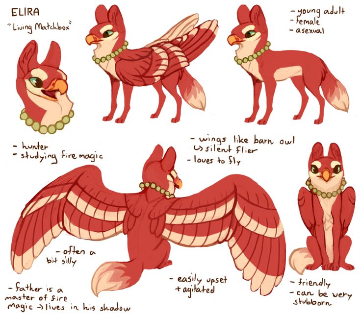 Elira Ref Part One by fancypigeon on DeviantArt