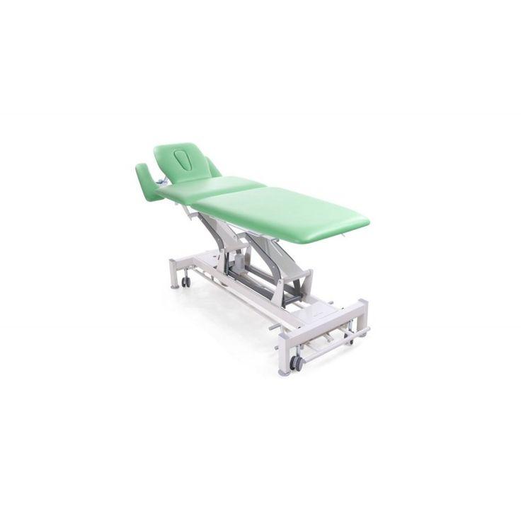 M-S5.F4 Terapeuta - Stół do masażu i rehabilitacji - pięciosekcyjny