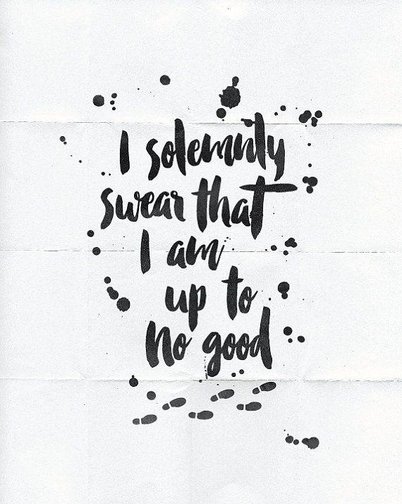 Ich schwöre feierlich, dass ich, bis keine gute d…