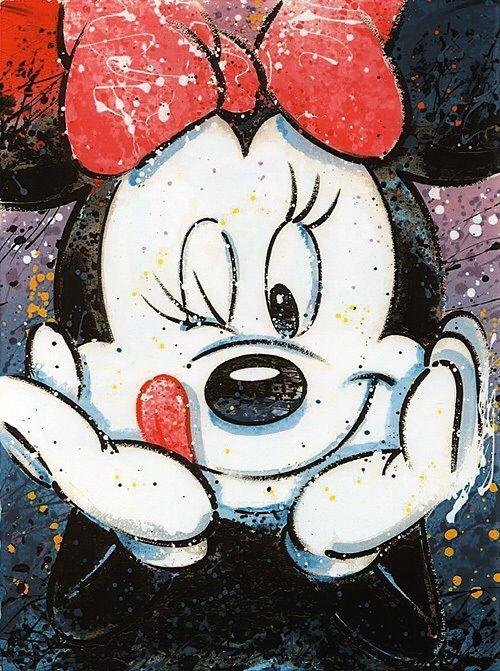 Minnie still tired – #MickeyMouseLove #MickeyMouse…