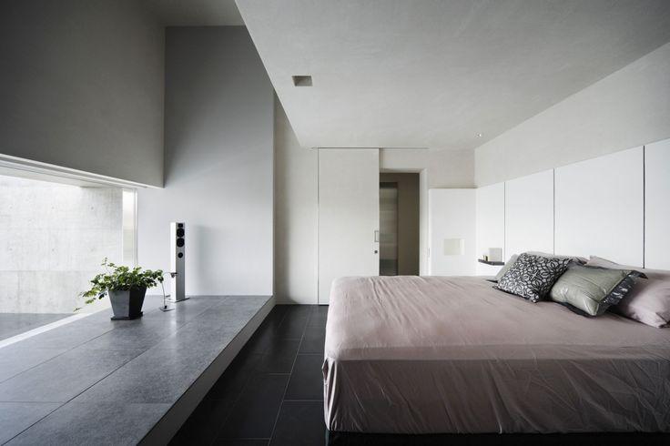 House of Silence in Shiga - Beton - Wohnen/EFH - baunetzwissen.de