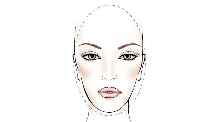 1001 Ideen Zum Thema Welcher Haarschnitt Passt Zu Mir Blue Eye Makeup Makeup Face