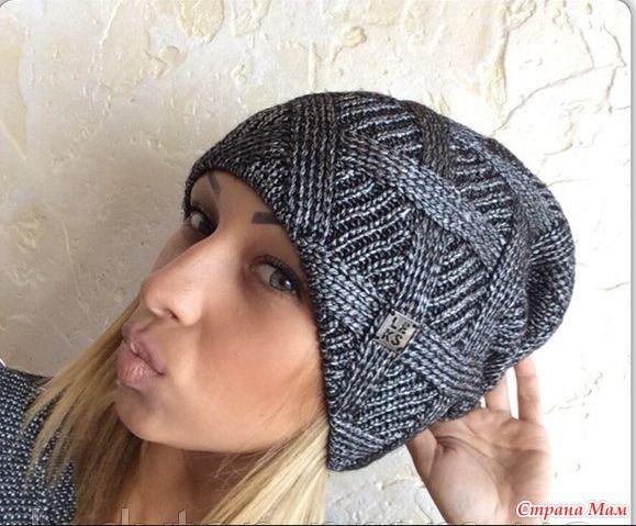 Девочки, миленькие! Ооооочень нужна Ваша помощь!!! В поисках интересной модели шапочки для себя, перекопав весь инет, я ВДРУГ увидела эту красоту.