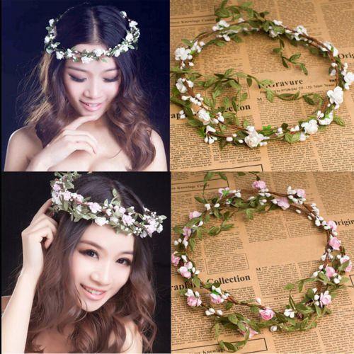 Sweet-Women-Boho-Style-Floral-Flower-Hairband-Headband-Wedding-Party-Garland