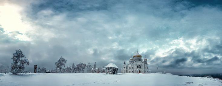 Kemaev Aleksander_Permsky Region, Belogorsky Monastery