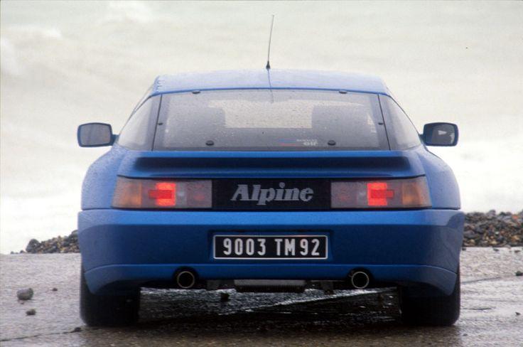 www.illiconego.com Alpine GTA V6 Turbo Le Mans