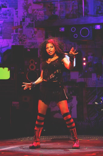 Rebecca Naomi Jones as Whatsername from American Idiot (the musical)