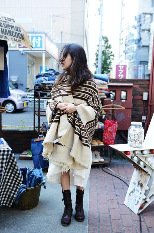 scarf / wrap