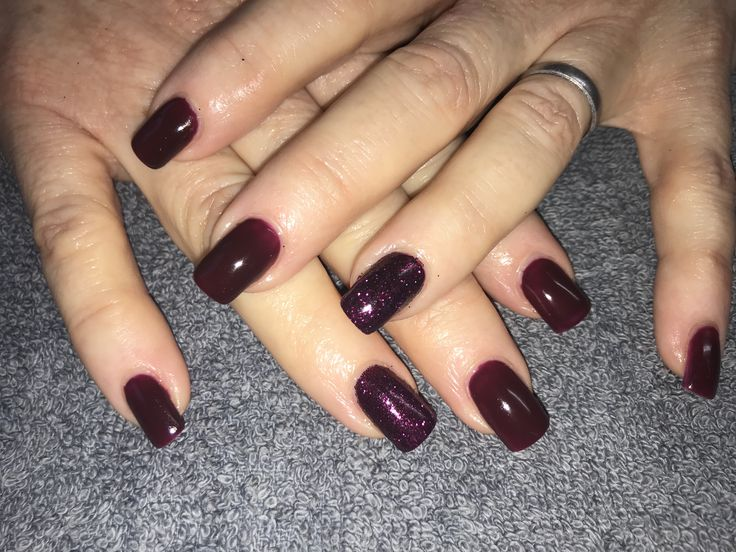 cnd shellac berry boudoir