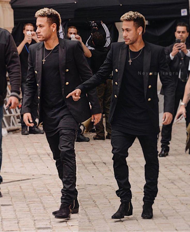 Neymar Et Fashion Week