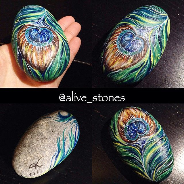 The 319 best images about pebbles and stones feather on for Where can i buy feathers for crafts