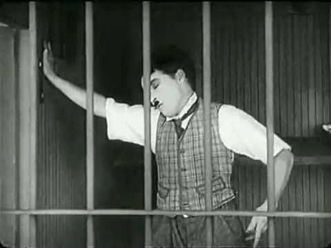 Charlie Chaplin - The Lion's Cage - YouTube