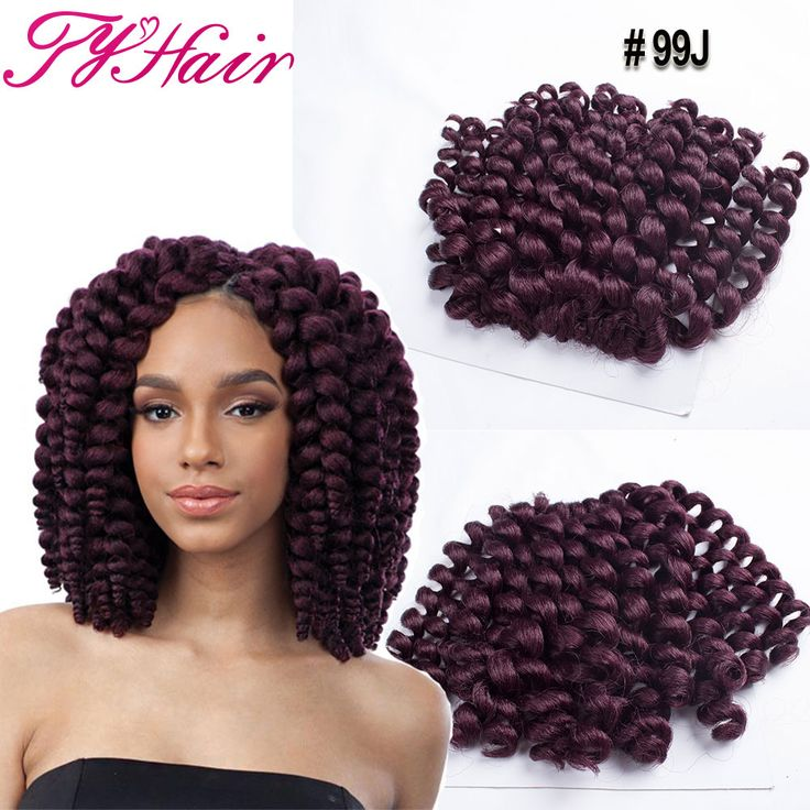 Jamaican Bounce Crochet Ali Tdy Hair Wand Curl 8 With 20 Roots Whats