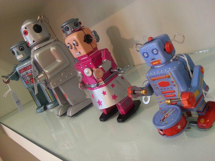 play art robots by cyckids.com